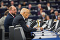 Giorgio Napolitano visite officielle Parlement européen de Strasbourg 4 février 2014 07.jpg