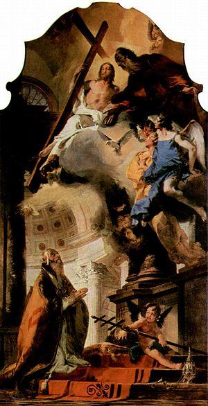 Modello - Image: Giovanni Battista Tiepolo 016