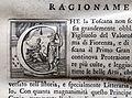 Giuseppe maria bianchini, Dei Granduchi di Toscana della real Casa De' Medici, per gio. battista recurti, venezia 1741, 10 cosimo I 5 capolettera.jpg