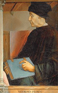 Vittorino da Feltre Italian Renaissance-Humanist and teacher