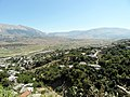 Gjirokaster, view from castle.jpg