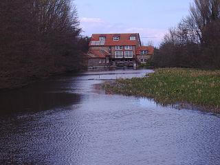 Glandford Watermill