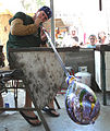 Glass Blowing at the Sawdust.jpg