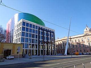 Croatian music school based in Zagreb