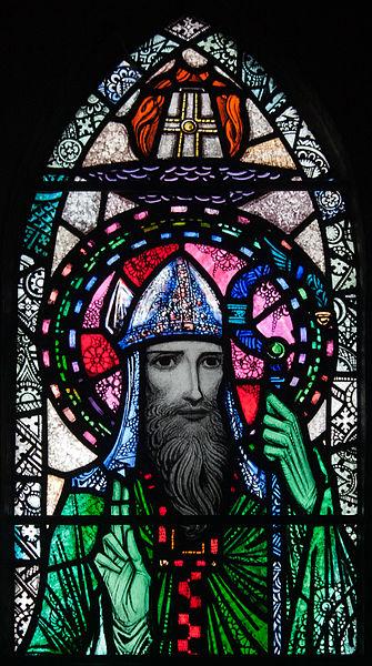 St Patrick, St. James' Church, Glenbeigh, County Kerry, Ireland