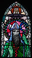 Glenbeigh St. James' Church Transept Window Saint Patrick Detail Portrait 2012 09 09.jpg