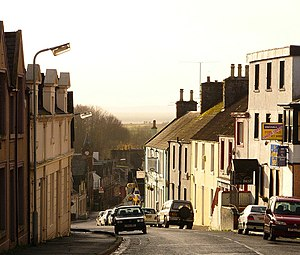 Glenluce - looking down the Main Street - geograph.org.uk - 619409.jpg