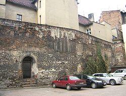 Gliwice - Mury obronne.