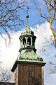 Glockenturm mit Dach aus Kupfer und Glocke um 1840 mit der Inschrift `Eine feste Burg ist unser Gott` von Martin Luther.jpg