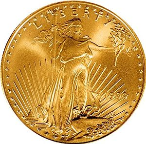 American Gold Eagle Coins Continue High Demand