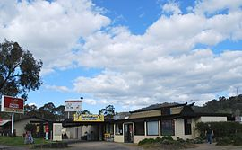 Golden Trout Hotel Motel Eildon.JPG