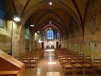 1500s in architecture - Image: Goldschmiedekapelle (St. Anna Kirche Augsburg) 01