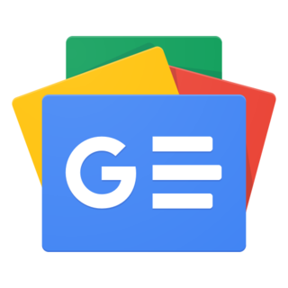 news aggregator and app developed by Google