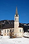 Gosau, protestant church, exterior.jpg