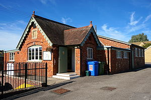 Gotherington - Image: Gotherington Village Hall