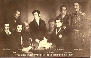Provisional Government of Belgium