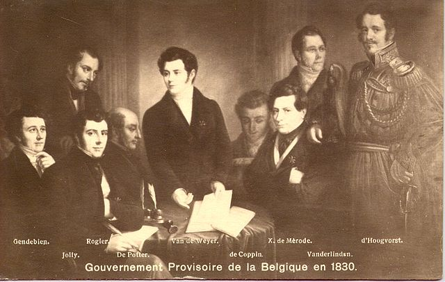 On this day in history - Page 3 640px-Gouvernement-provisoire-1830