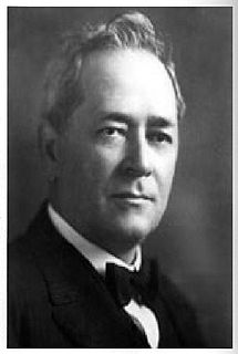 Charles N. Haskell Governor of Oklahoma; politician