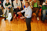 Governor of Florida Jeb Bush, Announcement Tour and Town Hall, Adams Opera House, Derry, New Hampshire by Michael Vadon II 05.jpg