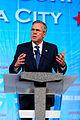 Governor of Florida Jeb Bush at Southern Republican Leadership Conference, Oklahoma City, OK OK May 2015 by Michael Vadon 13.jpg