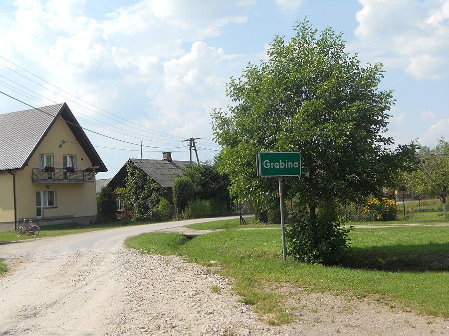 Grabina, Gmina Mińsk Mazowiecki
