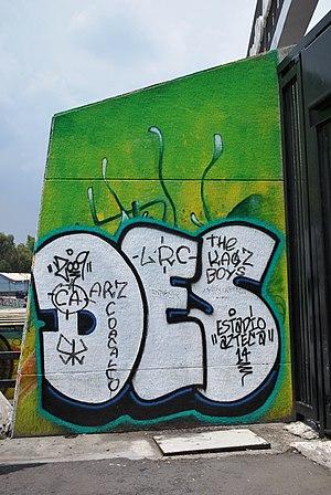 GraffitiAzteca2