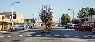 Granger, Washington - Main Street