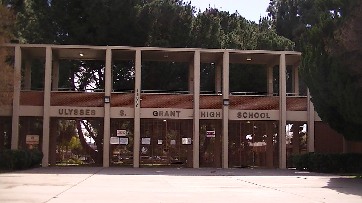 Grant High School Los Angeles Wikipedia