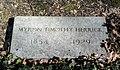 Grave of Myron Herrick - Lake View Cemetery (28288309028).jpg