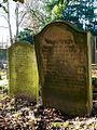 Gravestones, St Michaels Church, Ilderton (geograph 3237315).jpg