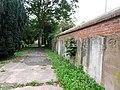 Gravestones, Town Hall Gardens, Chatham - geograph.org.uk - 2066663.jpg