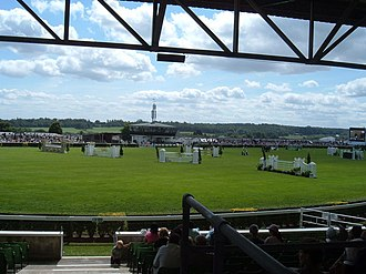 Great Yorkshire Show - The showground.