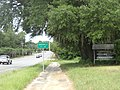 Greenville city limit, US90WB.JPG