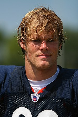 Greg Olsen (American football) - Olsen in 2007