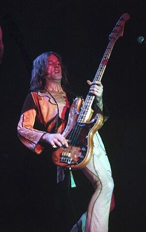 Greg Ridley - Greg Ridley in 1973.