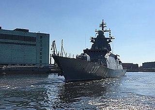 <i>Gremyashchiy</i>-class corvette