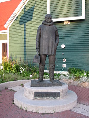 St. Anthony, Newfoundland and Labrador - Grenfell Memorial