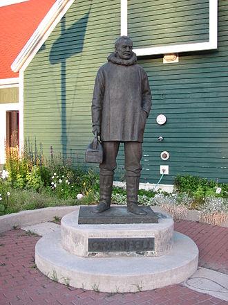 St. Anthony, Newfoundland and Labrador - Grenfell Memorial