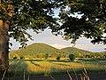 Großer und kleiner Leuchtberg von der Grebendorfer Chaussee aus bedrachtet- Eschwege - panoramio.jpg