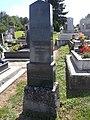 Grob Stefana Gregorica i Katarine Vlasic, Hrvatski Zidan.JPG