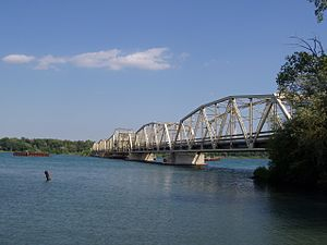 Grosse Ile Township, Michigan - Grosse Ile Toll Bridge