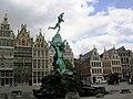 Grote Markt,Antwerp, Belgium - panoramio (1).jpg