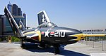 Grumman (F9F-8) AF-9J Cougar , Intrepid Sea, Air and Space Museum, New York. (46492134572).jpg