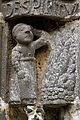 Guimiliau - Enclos paroissial - le porche - PA00089998 - 004.jpg