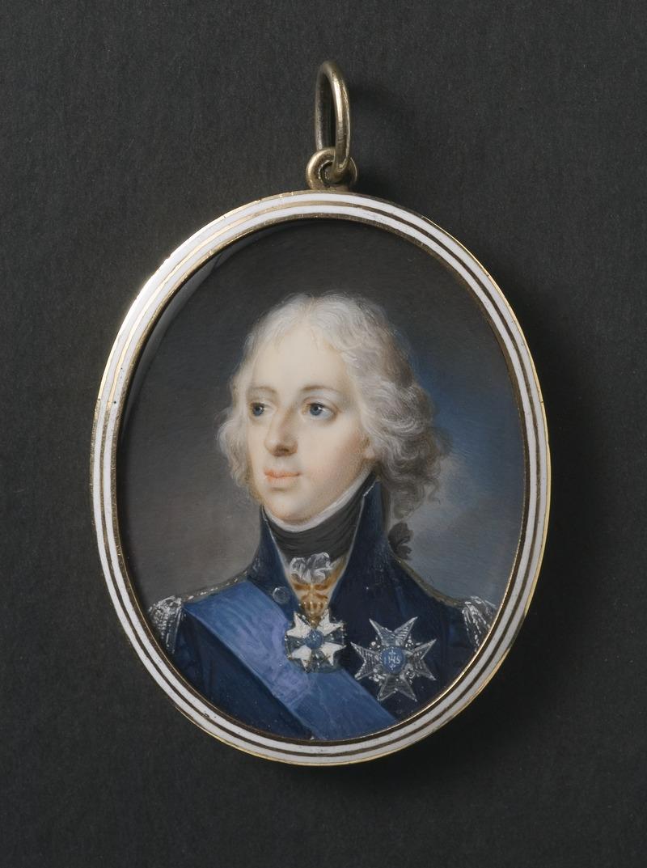 Gustav IV Adolf (1778-1837), konung av Sverige, g.m - Nationalmuseum - 129616.tif