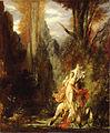Gustave Moreau - Dejanira (Autumn) - 84.PB.682 - J. Paul Getty Museum.jpg