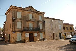 Lirac - Town hall