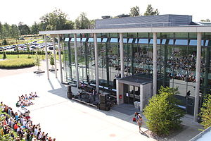 Buskerud and Vestfold University College - The Vestfold campus