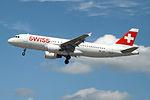 HB-JLS A320 Swiss (16416418010).jpg