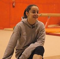 HDL Ana Pérez, una gimnasta que ha convertido en triunfos el sueño de volar.jpg